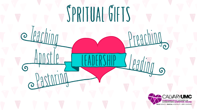 spiritual gifts - leadership
